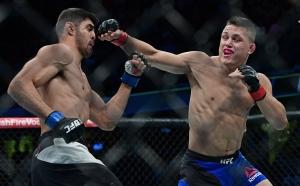UFC Odds Drew Dober