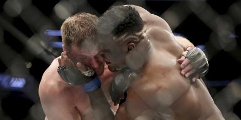 UFC Odds Francis Ngannouu