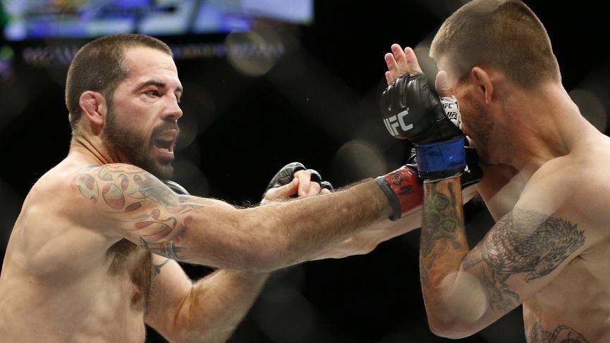 UFC 172 Parlay Pick Matt Brown