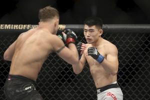UFC 172 Parlay Pick - Song-Yadong