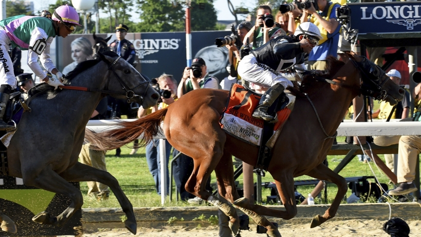 Horse Racing Picks Belmont