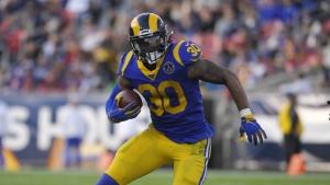 LA Rams Season Win Totals Todd Gurley