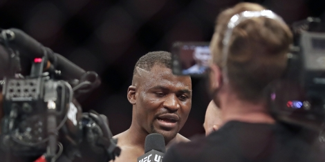 Francis Ngannou Betting Trends