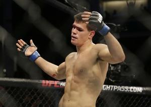 UFC Vegas 4 Predictions Mickey Gall