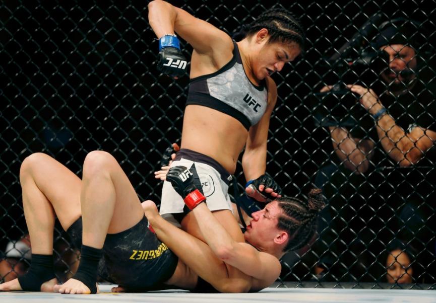 UFC FIGHT NIGHT 177 PICKS