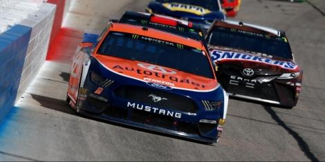 NASCAR ODDS