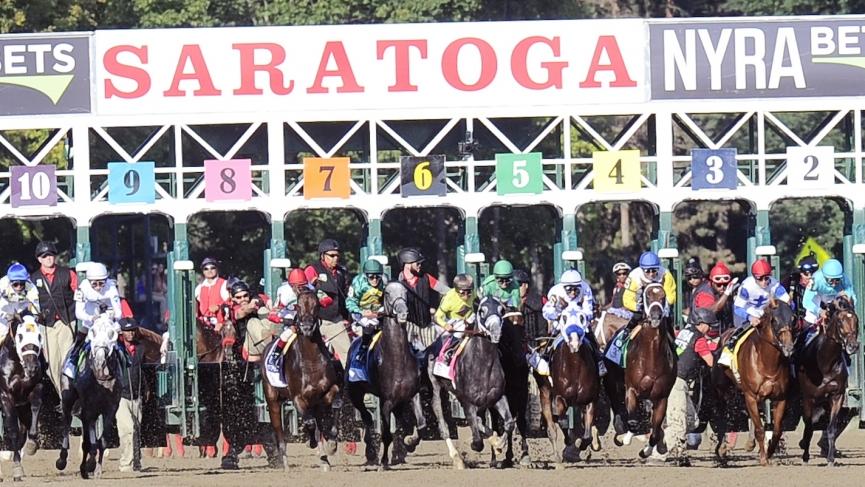 Saratoga Picks for today