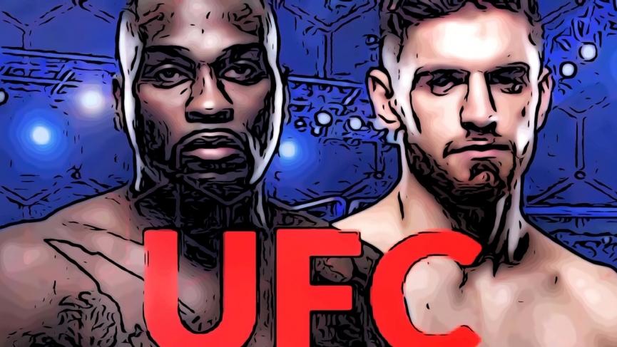UFC Oddscast - Apex 5 Las Vegas
