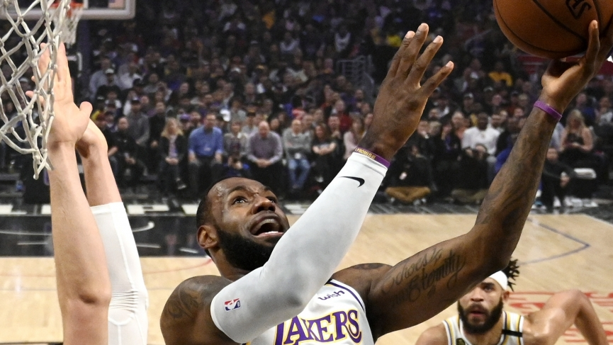 Clippers vs Lakers Pick July 30, 2020