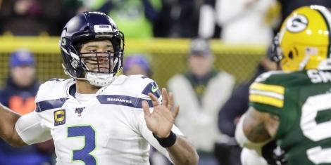 Seattle Seahawks Odds Russell Wilson