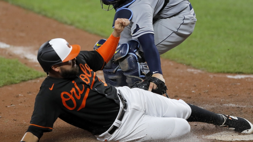 Rays vs Orioles Pick