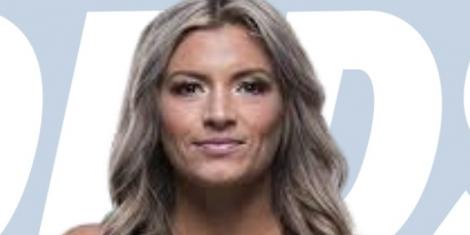 UFC 252 Interview Ashley Yoder