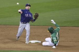 Rangers vs Athletics Pick