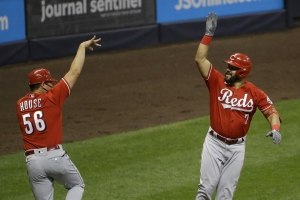 Reds vs Brewers Pick August 25
