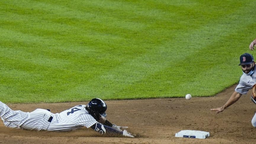 Red Sox at Yankees Pick