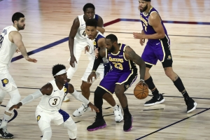 Nuggets vs Lakers Pick August 10