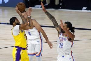 Lakers vs Thunder Pick