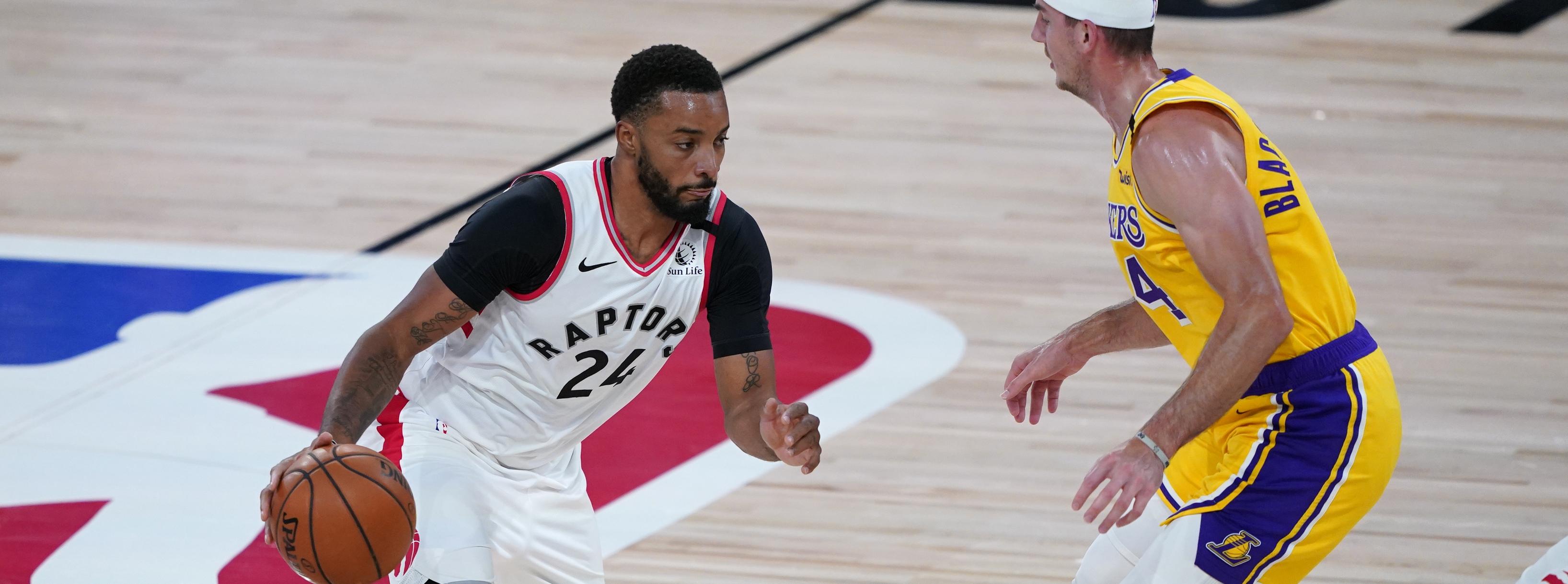 Lakers vs Raptors Pick - Aug 2, 2020