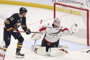 Islanders vs Capitals pick August 12