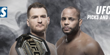 UFC 252 Odds and Predictions