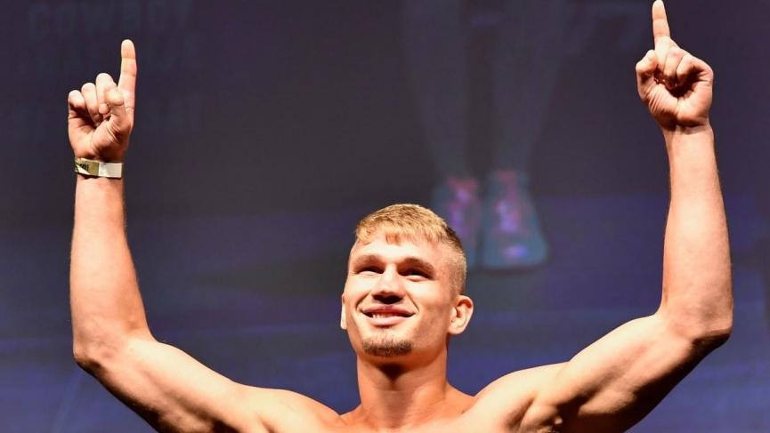 UFC Vegas 7 Predictions Austin Hubbard