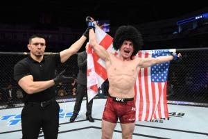 UFC 252 Parlay