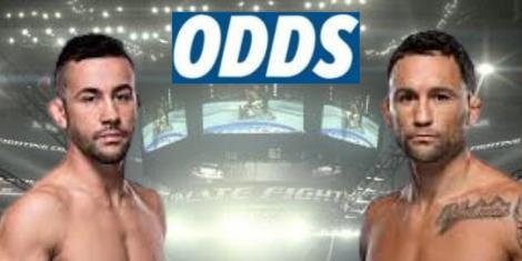 UFC Vegas 7 Live Betting
