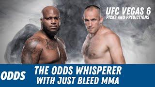 UFC Vegas 6 Predictions