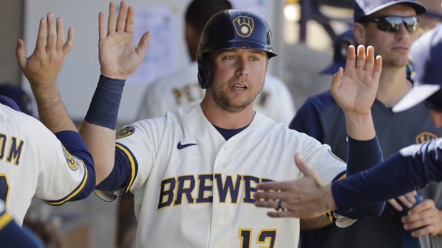 Brewers Indians Pick Sept 4
