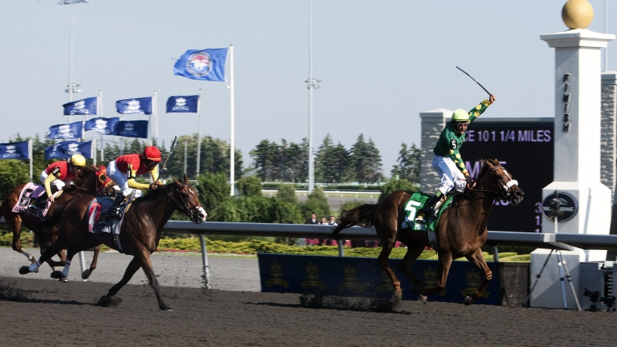 Woodbine Race Track Hosts the 161st Queen's Plate