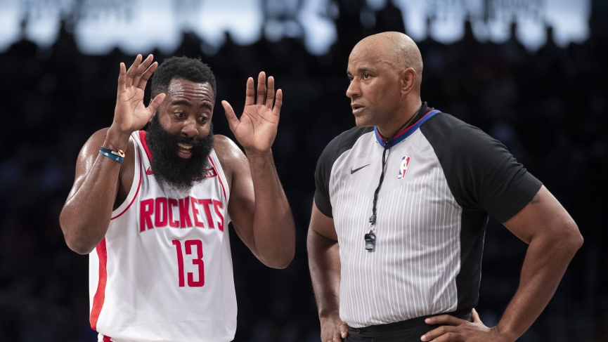 Houston Rockets vs Los Angeles Lakers Pick - Game 5