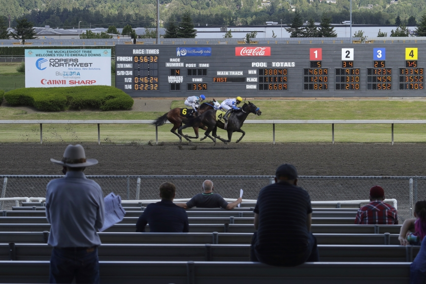 Kentucky Downs Picks and an Emerald Best Bet