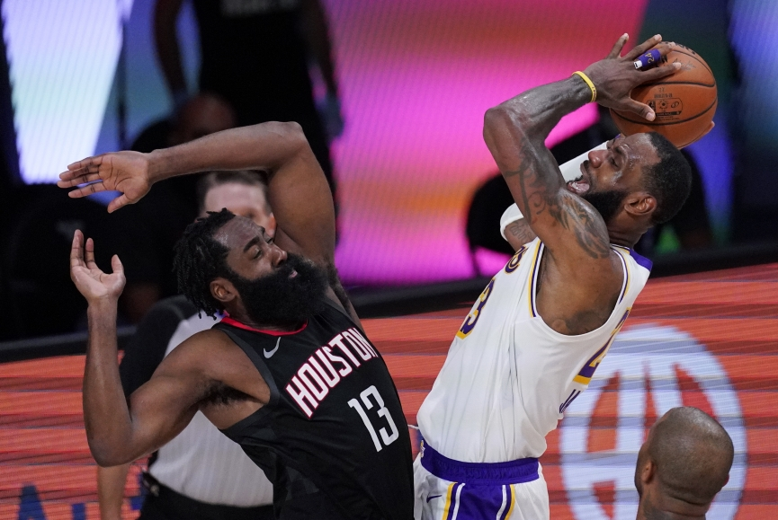 Los Angeles Lakers vs. Houston Rockets - Game 4 Pick