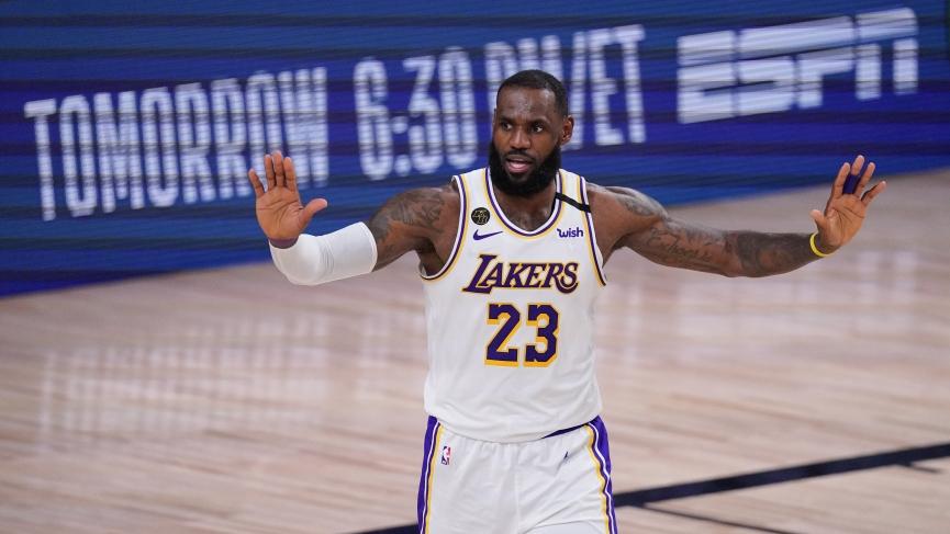 Los Angeles Lakers vs. Houston Rockets - Game 4 Pick