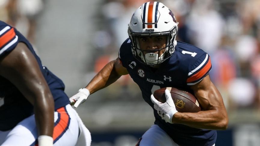 Auburn vs Georgia Pick - College Football Week 5