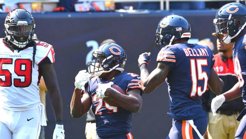 Bears vs Falcons Pick Week 3