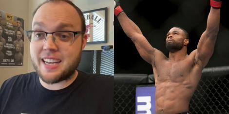 UFC Vegas 11 Picks Final Weigh-In