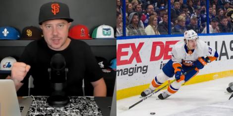 Islanders vs Lightning Pick