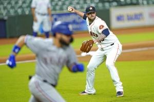Astros vs Rangers Pick