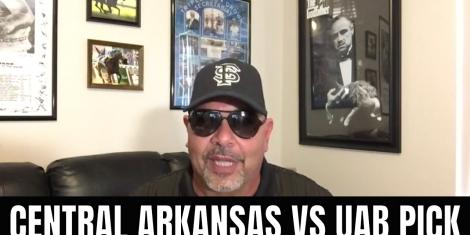 Central Arkansas vs UAB Pick