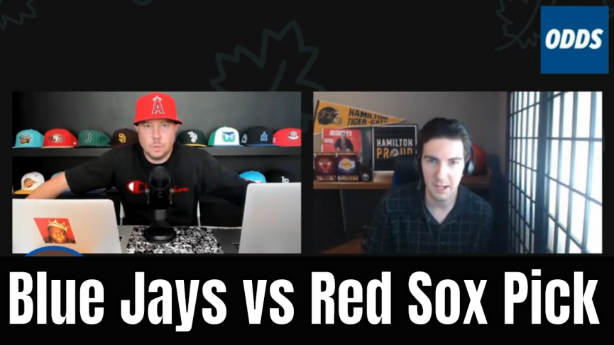 Blue Jays vs Red Sox Pick