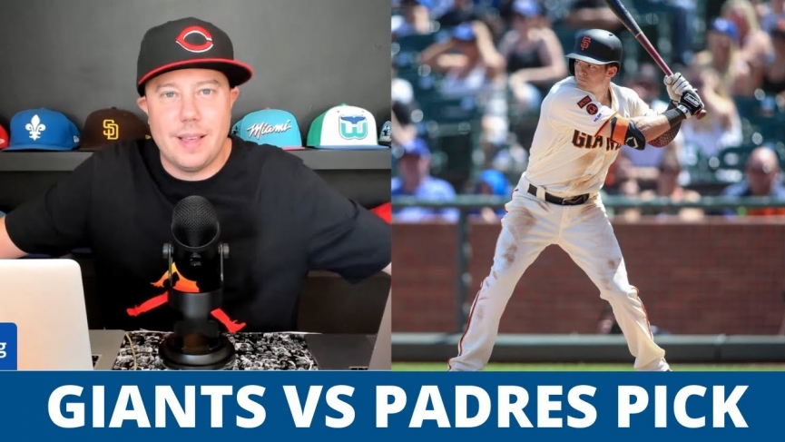 Giants vs Padres Pick