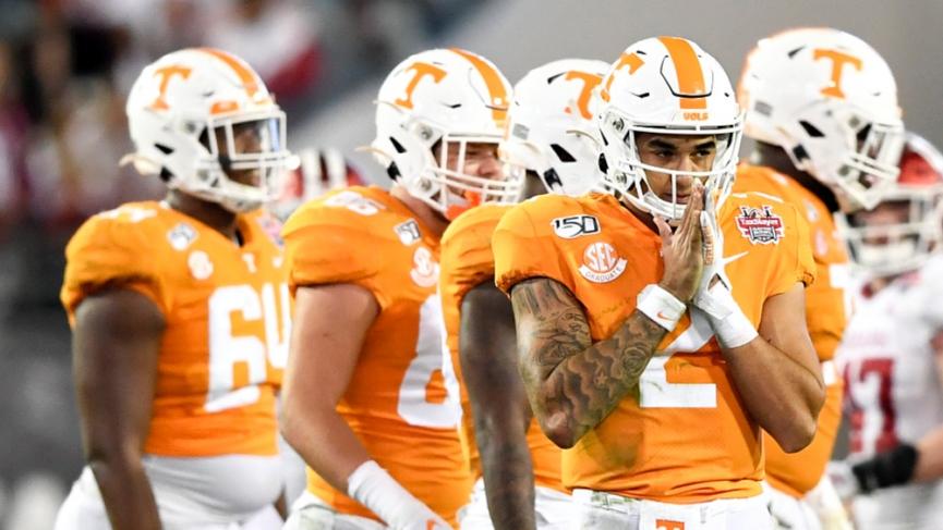Missouri vs Tennessee Pick - College Football Week 5
