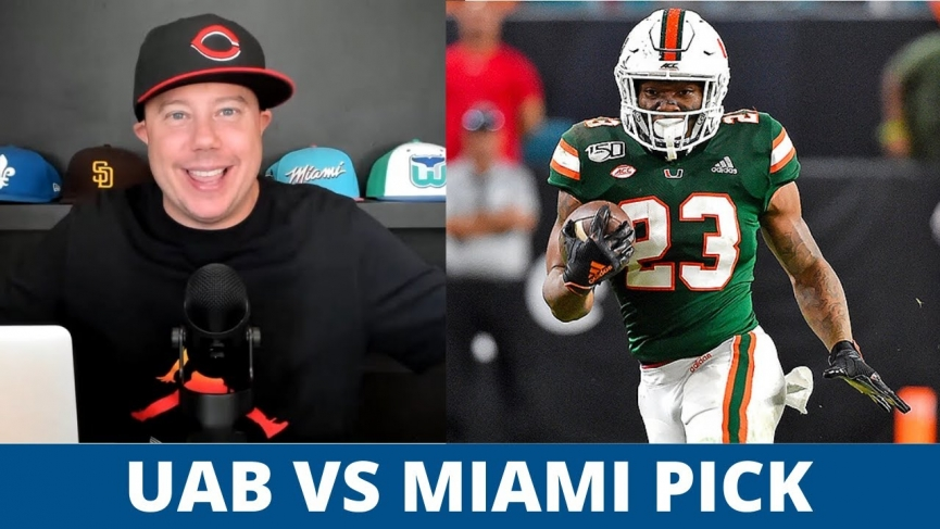 UAB vs Miami Pick