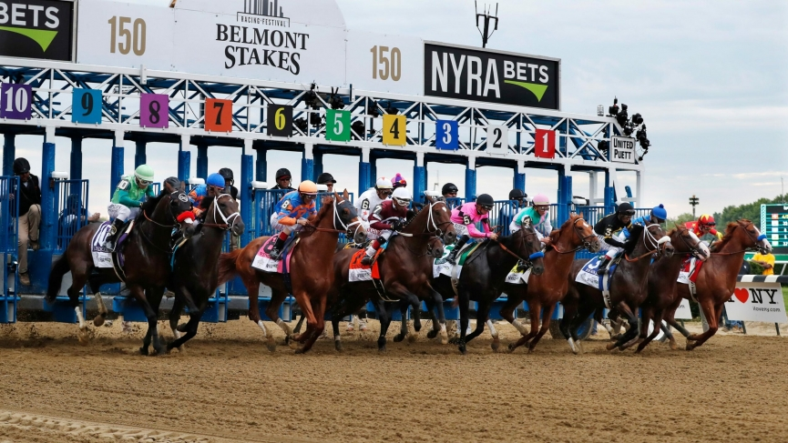 2020 Belmont Stakes Free Pick Handicapping Odds scaled 1