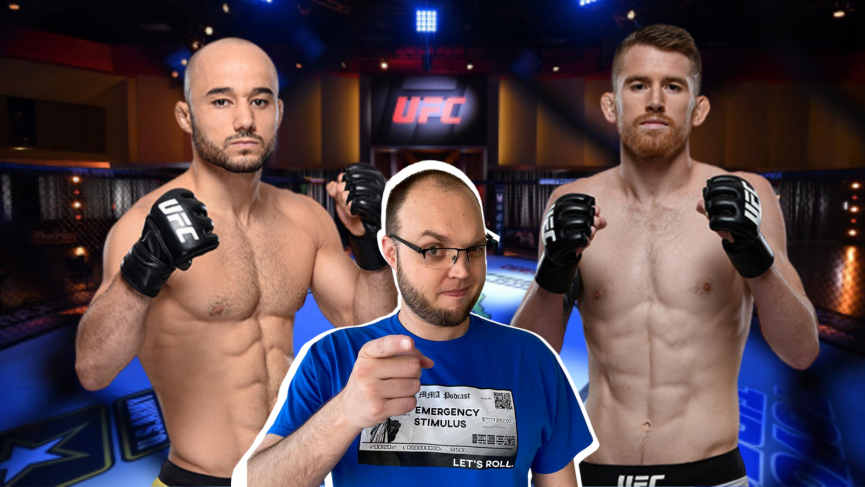 UFC Picks and Predictions Fight Island 5