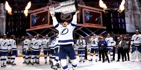 Tampa Bay Lightning Stanley Cup Odds
