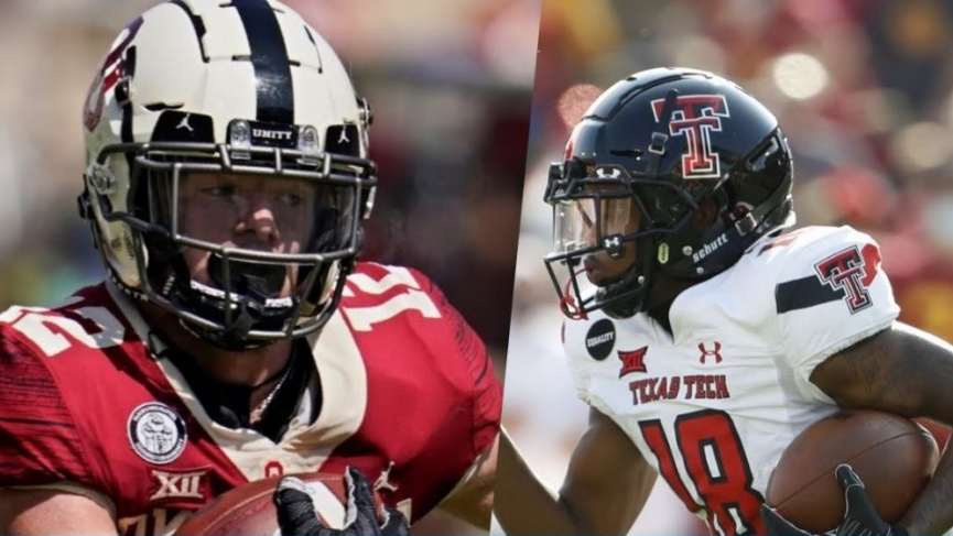 Oklahoma vs Texas Tech Pick: College Football Week 9