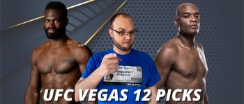UFC VEGAS 12 PICKS AFTER THE WEIGH MAIN CARD Web