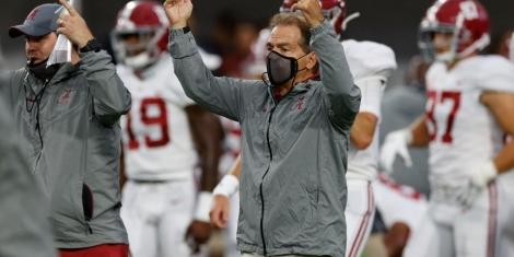 Alabama College Football Odds